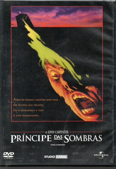 Dvd - Príncipe Das Sombras - John Carpenter - Lacrado