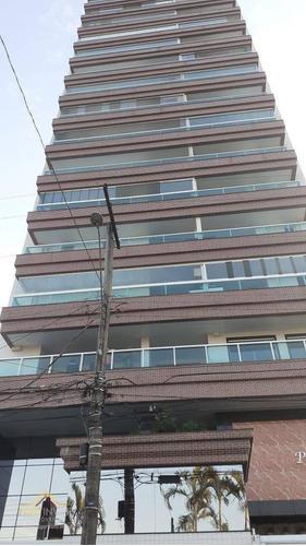 Imagem 1 de 30 de Apartamento Com 2 Dormitórios À Venda, 80 M² Por R$ 610.000,00 - Caiçara - Praia Grande/sp - Ap2432