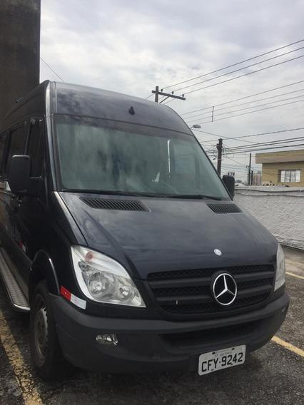 Mercedes-benz Sprinter Van 415 Executiva
