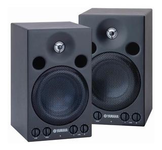 Monitores Activos Yamaha Msp3 X Par + Cuotas + Envio Gratis