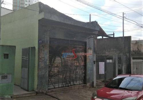 Imagem 1 de 3 de Terreno À Venda, 430 M² Por R$ 1.500.000,00 - Vila Invernada - São Paulo/sp - Te0404
