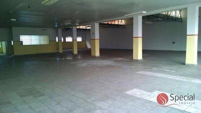 Galpão Para Locação, Vila Formosa, São Paulo - Ga0509. - Ga0509