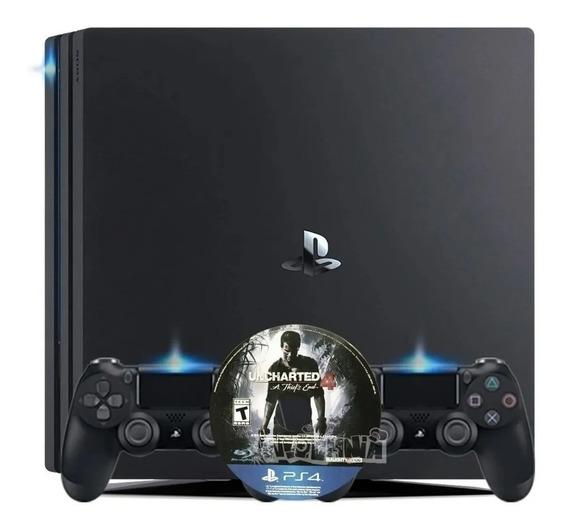 Playstation 4 Ps4 Pro 1tb 4k Oferta 1300