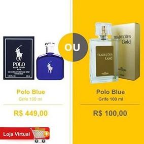 Perfume Importado Polo Blue 100 Ml