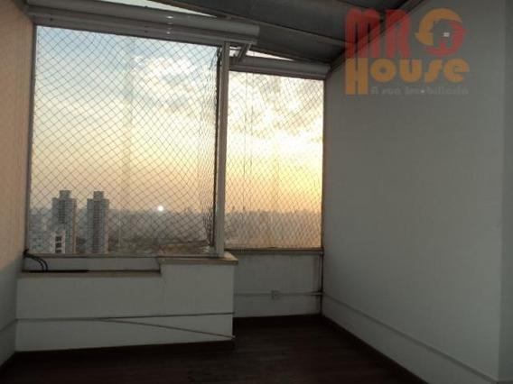 Cobertura Residencial À Venda, Ipiranga, São Paulo - Co0008. - Co0008