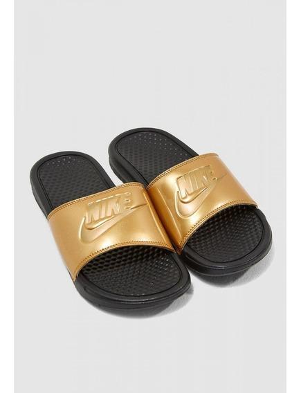 Ojotas Chinelas Nike Benassi Jdi Print 618919-022