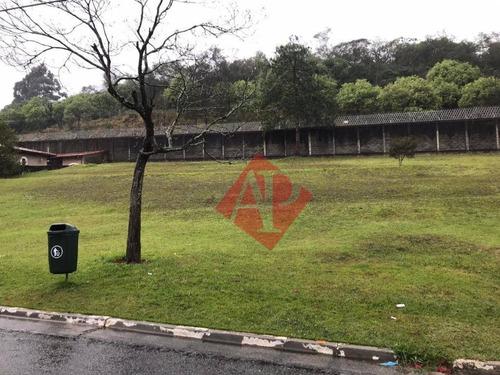 Terreno À Venda, 360 M² Por R$ 650.000,00 - Alphaville 09 - Santana De Parnaíba/sp - Te0230