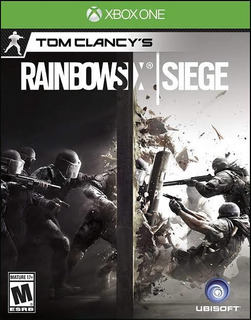 Rainbow Six Siege Y Resident Evil 6 Xbox One
