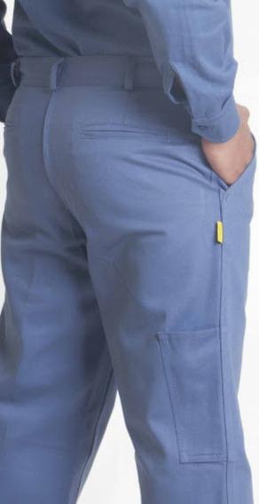 Pantalon De Trabajo Clàsico Grafa Pampero@ Azulino