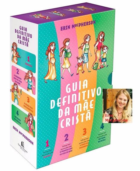 Livro - Box - Guia Definitivo Da Mãe Cristã - Novo E Lacrado