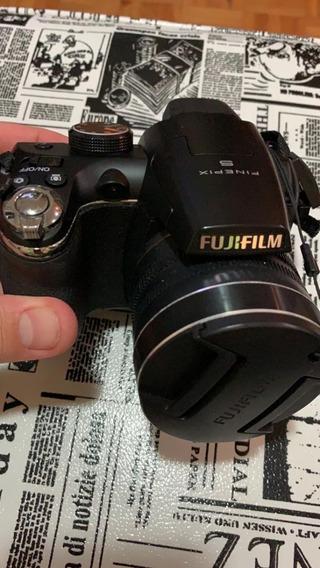Câmera Fujifilm Finepix S4000 14 Megapixels, 30x Zoom