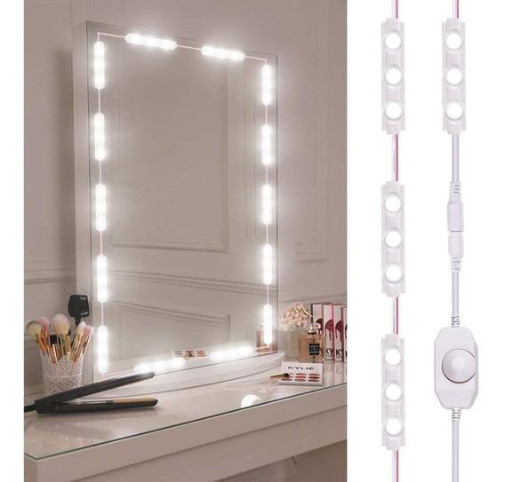 Luces Para Espejo De Tocador Para Maquillaje, 20 Led 3.5 M