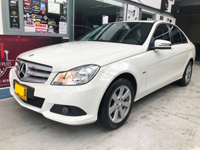 Mercedes Benz Clase C 180 Cgi Blueefficiency