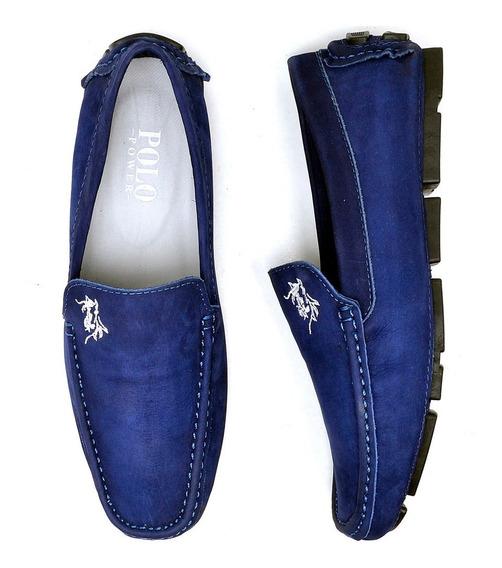 Sapato Mens Confortável Social Masculino Polo Power Promoção