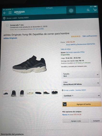 Zapatos Running adidas Originales Talla 10.5