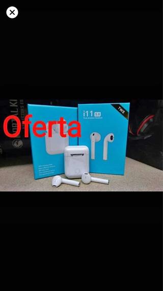 Audífonos Inalámbricos I11 (20$)