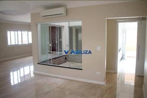Imagem 1 de 12 de Sobrado Com 4 Dormitórios À Venda, 440 M² Por R$ 1.300.000,00 - Vila Giglio - Atibaia/sp - So0804