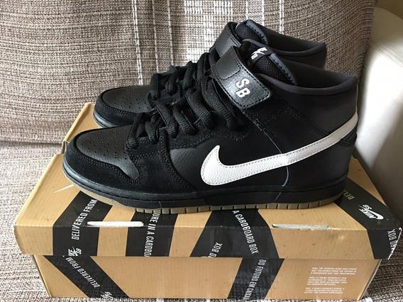 Nike Dunk Sb Mid Nº 40 Raro