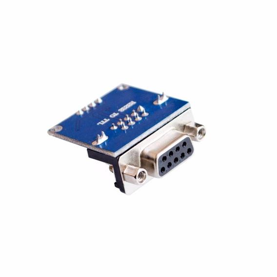 Modulo Conversor Rs232 Para Ttl ,db9 Conector,automação,