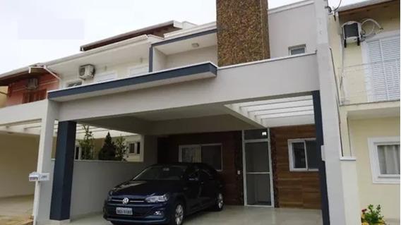 Excelente Sobrado Condomínio Fechado Em Indaiatuba!!!