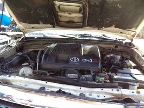 Sucatas Toyota Hilux Sw4 2011 P/ Retirada De Peças