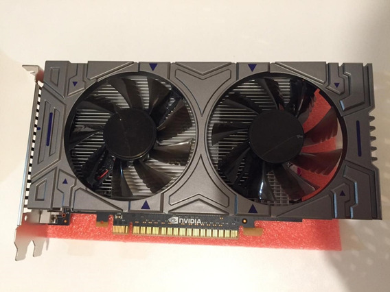 Nvidia Geforce Gtx 1050 Ti (paralela)
