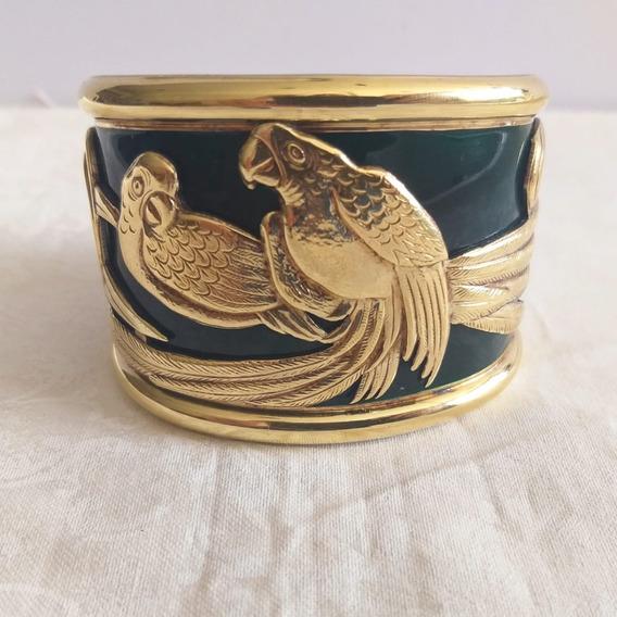 Bracelete La Nouvelle Bague Em Ouro E Prata