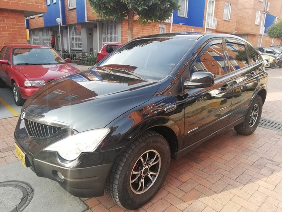 Ssangyong Actyon Actiondt20dt4x4diese