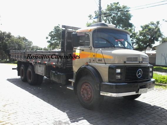 Mb 1517 Truck Carroceria Rossatto Caminhões