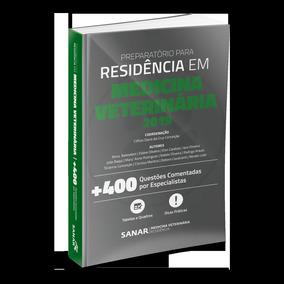 Livro Preparatório P Residência Em Medicina Veterinária 2019