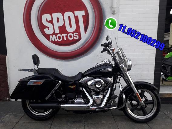 Harley Davidson Dyna Switchback - 2013/2014