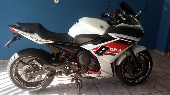 Yamaha Xj6 F Ano 2013