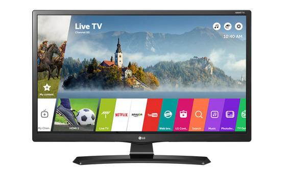 Smart Tv Monitor Lg 28 28mt49s-ps Led Hd Wi-fi 2 Hdmi 1 Usb