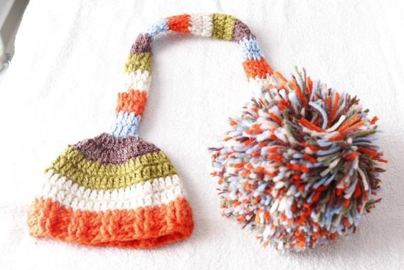 Touca Croche Newborn