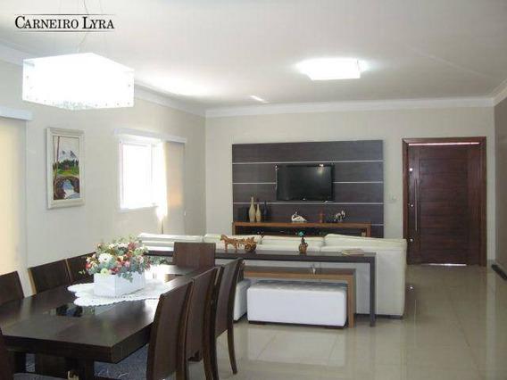 Casa Com 3 Suítes À Venda, 290 M² Por R$ 1.700.000 - Jardim Chácara Auler - Jaú/sp - Ca0607