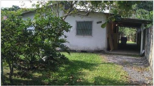 Vendo Casa Com Amplo Terreno Em Itanhaém Litoral Sul De Sp