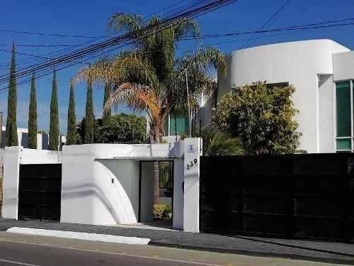 Casa En Venta En San Francisco Juriquilla Querétaro
