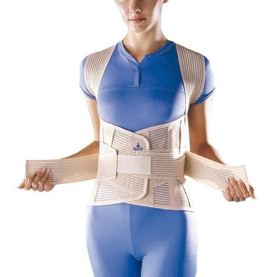 Faja Dorso Lumbar Ajustable Transpirable Columna Oppo