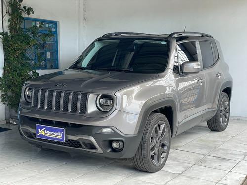 Imagem 1 de 9 de Jeep Renegade Limited 1.8 Flex 2020 Automática