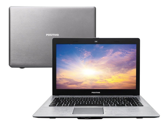 Notebook Positivo Premium Xri 7150 Intel I3 8gb Hd 500gb