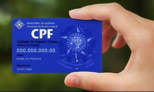 Regularização De Cpf