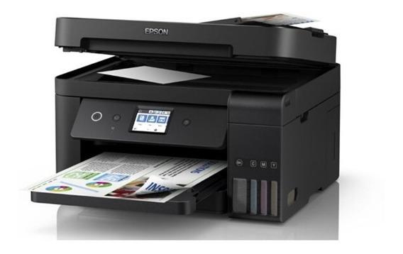 Impresora Multifunctional Epson Ecotank L6191 Negra