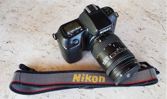 Câmera Fotográfica Analógica Nikon N70