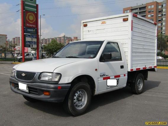 Chevrolet Luv Mt 2300cc Furgon