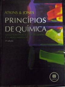 Principios De Química - 5° Edicão - Peter Atkins