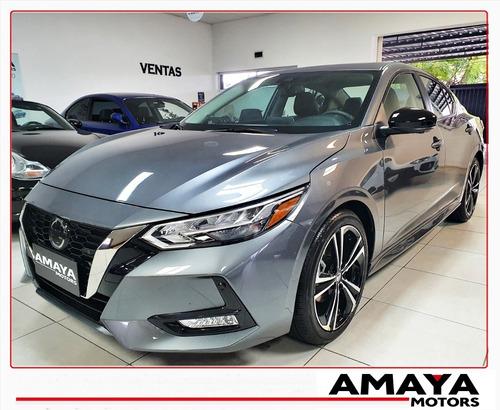 Amaya Nissan Sentra Sr 2.0 Cvt Exclusive 0km Automatico
