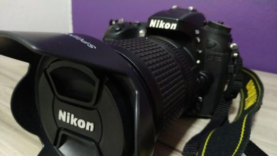 Câmera Digital Nikon D7100 + Lente 18-140mm