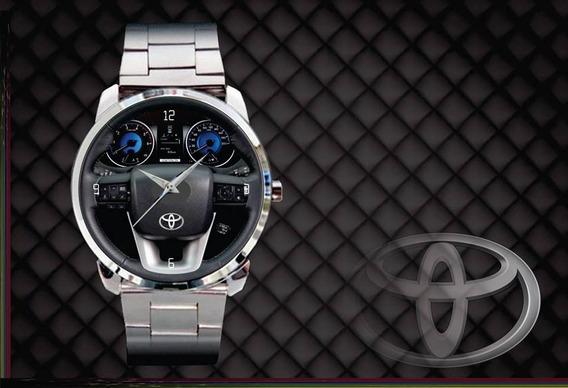 Relógio De Pulso Personalizado Painel Hilux - Cod.tyrp008