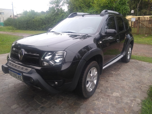 Renault Duster Privilege 1.6 Color Negro 4x2
