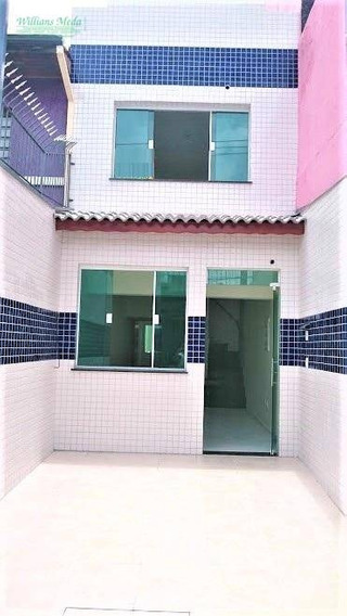 Sobrado Comercial Com 4 Dormitórios Para Alugar, 111 M² Por R$ 3.350/mês - Vila Galvão - Guarulhos/sp - So1567